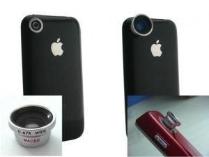 iPhone Zoom Lense