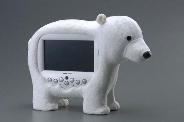 For the LOST Fan:  A Polar Bear