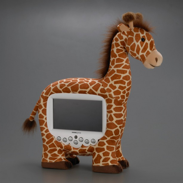 For Mom: A Giraffe