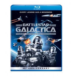 Battlestar Galactica 35th Anniversary  [Blu-ray]