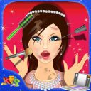 Snow Princess Makeup Disaster – Girls makeover & spa salon game