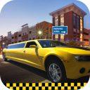 Limousine Taxi Drive 2017